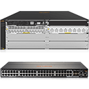 Next Generation Access and Aggregation Switches for Enterprise